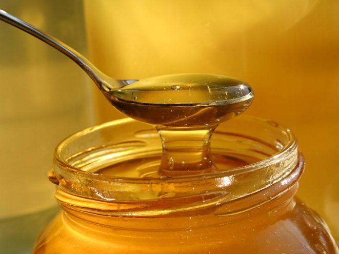 Чайная ложка мёда