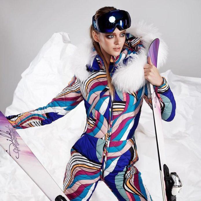 Мария Тельна в спортивной одежде