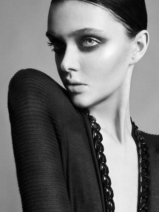 Бывшая модель из Украины Мария Тельна