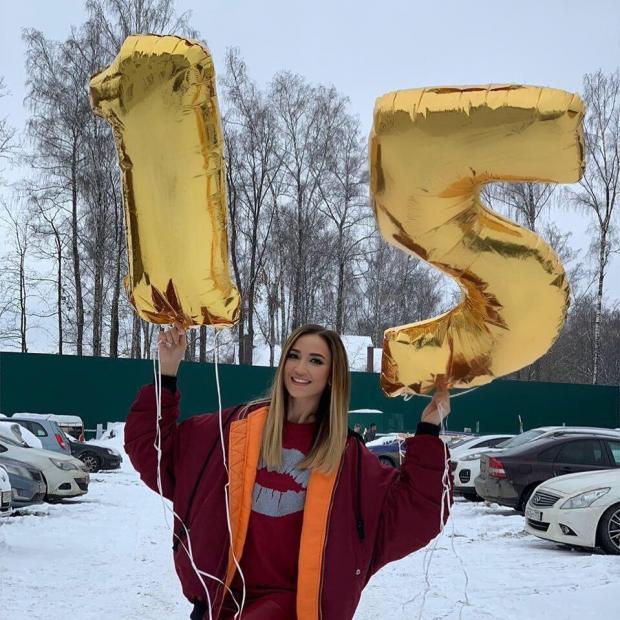 Число подписчиков Ольги Бузовой перевалило за 15 млн