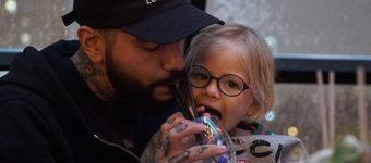 На день рождения дочери Тимати потратил 3 миллиона рублей