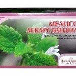 Мелисса лекарственная в пакетиках