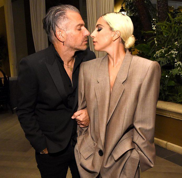 Кристиан Карино и Леди Гага
