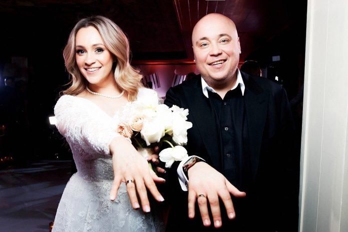 Катя Кокорина и Доминик Джокер свадьба