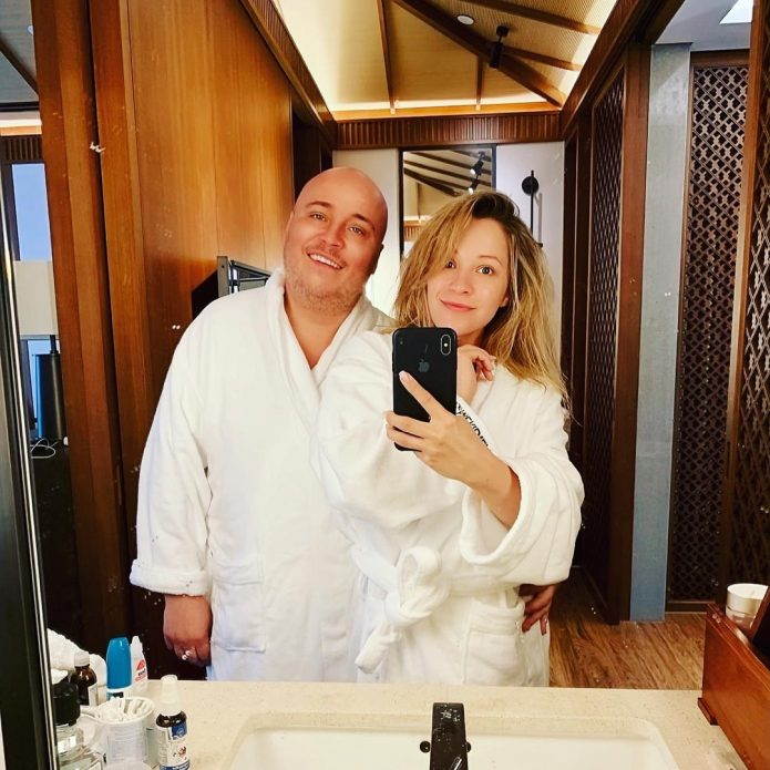 Доминик Джокер и Катя Кокорина отпуск