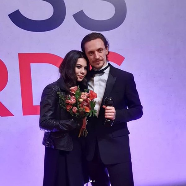 Сергей Полунин и Елена Ильиных