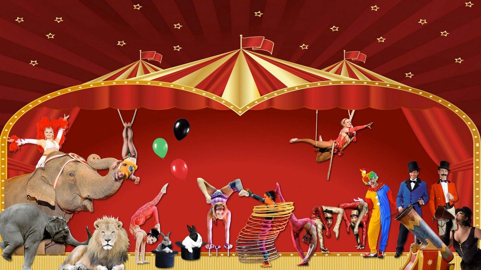 С днем рождения фото картинки из цирка производстве установлено