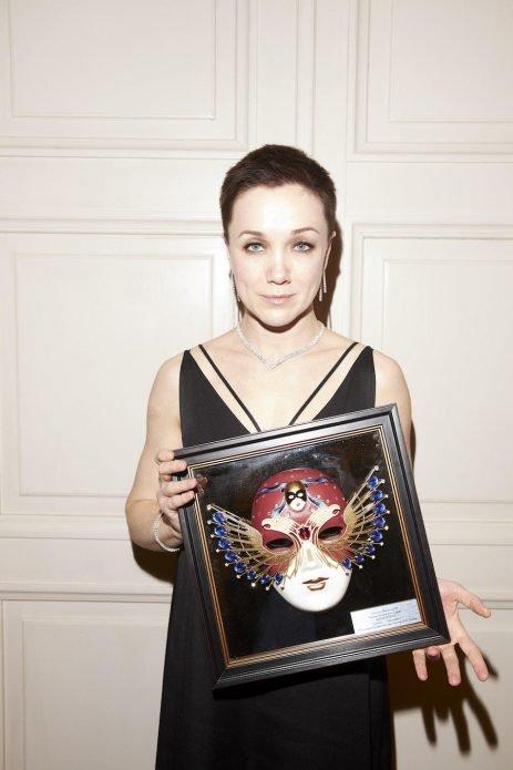 Дарья Мороз «Золотая маска»