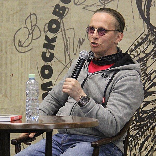 Иван Охлобыстин выпустил роман