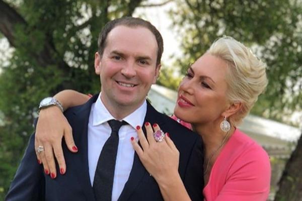 Наталья Рогозина разводится с мужем