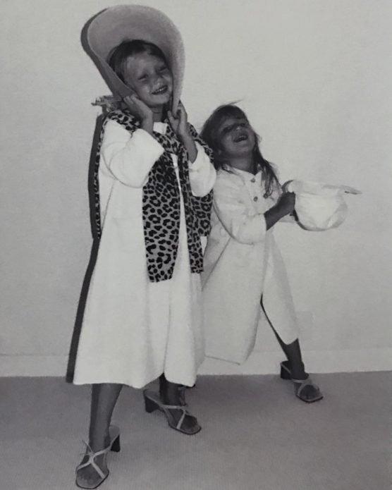 Джиджи и Белла Хадид