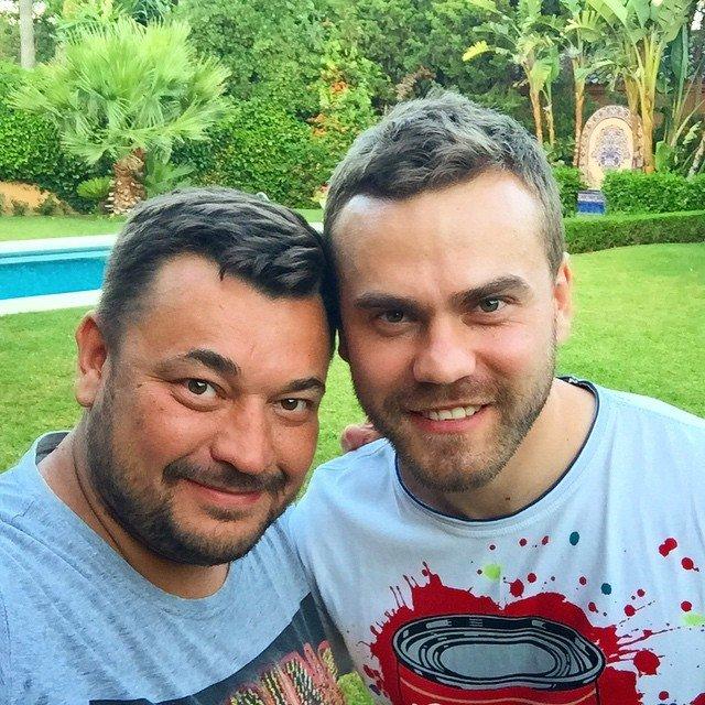 Жуков и Акинфеев