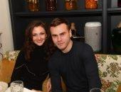 Акинфеев с женой
