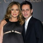 Беременная Дженнифер Лопес с мужем