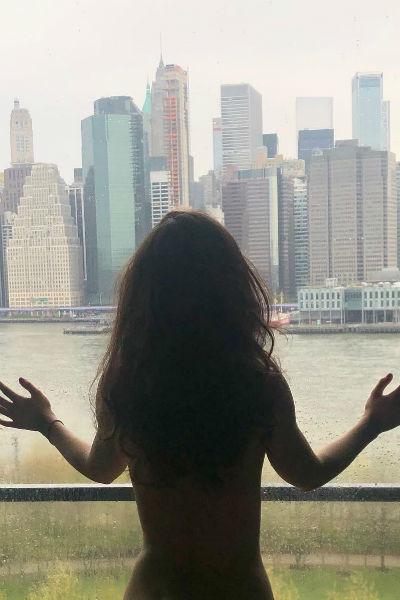 Дайнеко удивила «голым фото»