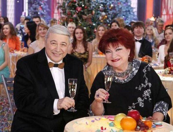 Петросян и Степаненко не могут расторгнуть венчание