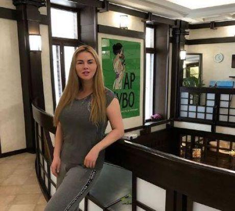 Анна Семенович пластика или фотошоп