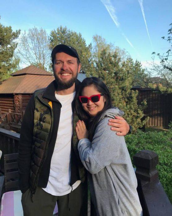 Артем Турчинский и Мария