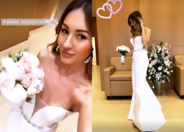 Дочь Серова вышла замуж