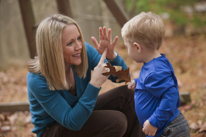 Разговор жестов