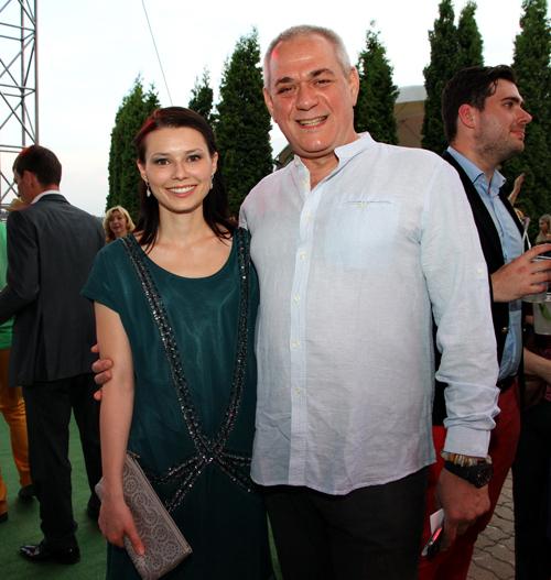 Доренко с женой Юлией