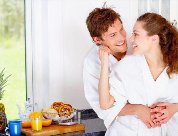 пара, завтрак