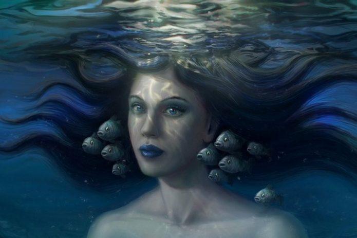 Женщина-Рыбы