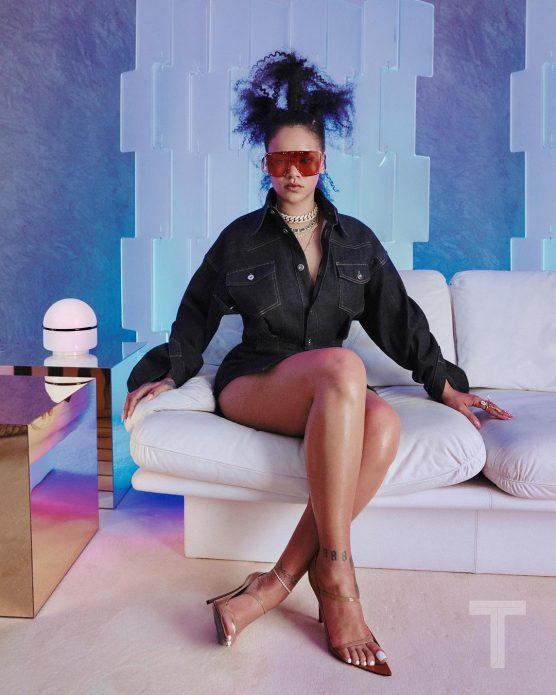 Рианна запустила свой бренд одежды