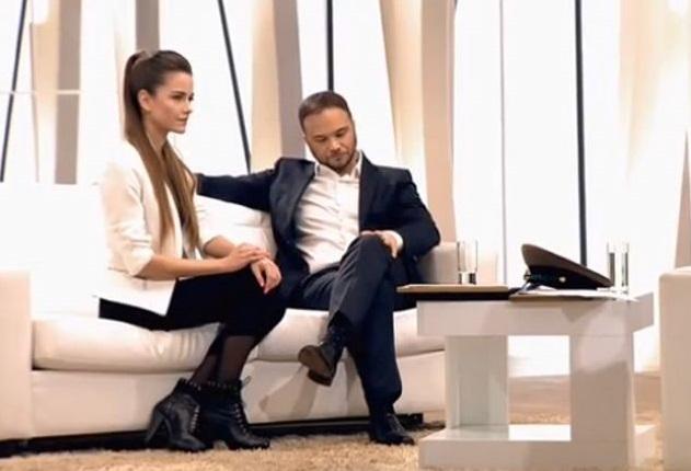 Анастасия Виноградова и Андрей Чадов