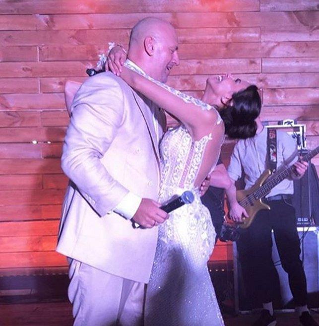 Настя Каменских и Потап свадьба