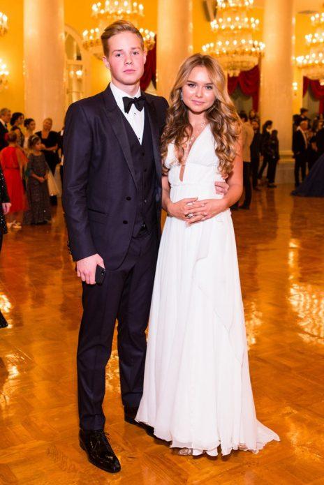 Леонид Груздев и Стефания Маликова