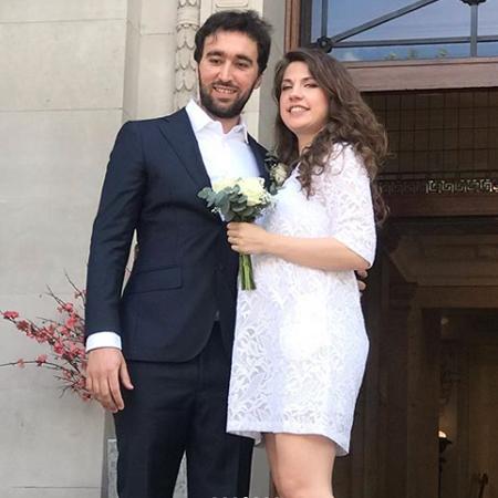 Дочь Хворостовского вышла замуж