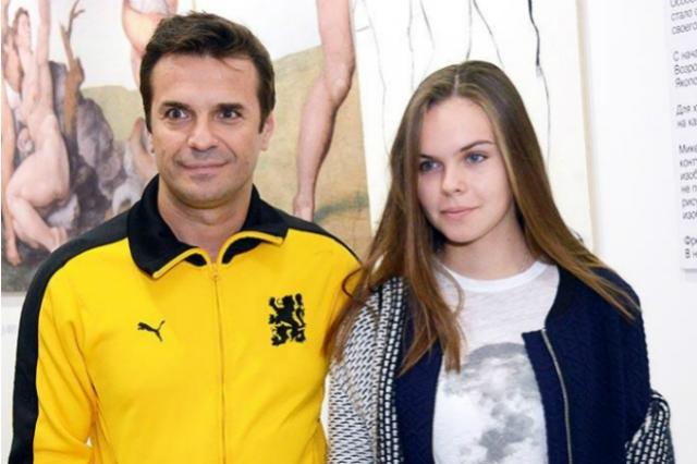 Астахов с дочерью Машей