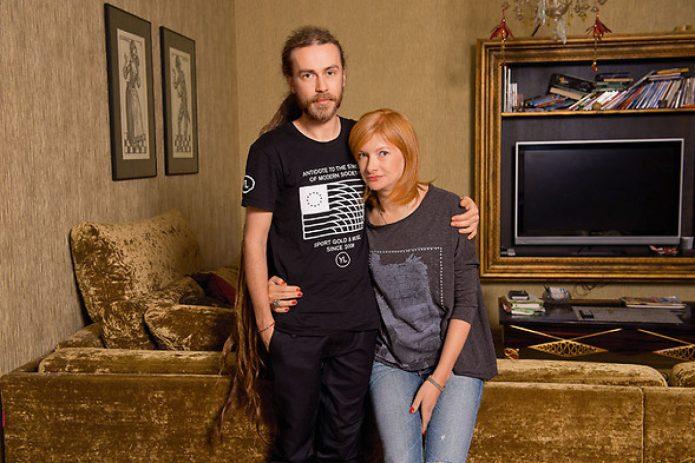 Ирина Толмацкая с Децлом