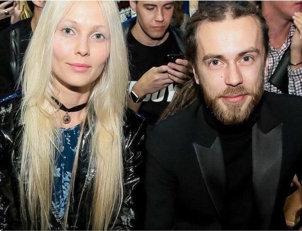 Децл с женой Юлией