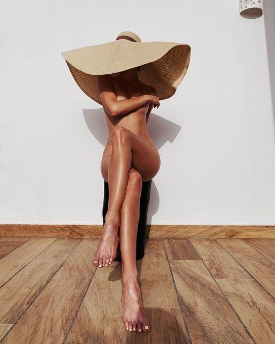 Наталья Бардо шляпа