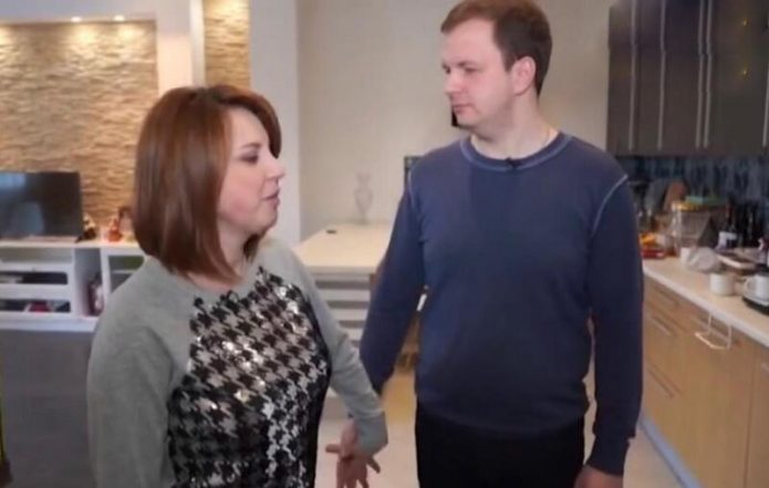 Ирина Слуцкая и Алексей Говырин