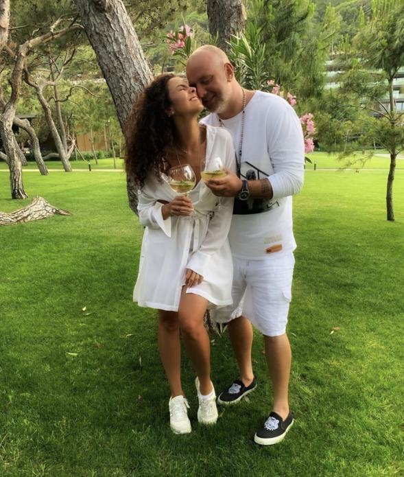 Медовый месяц Потапа и Насти