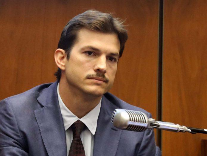 Эштон Катчер в суде