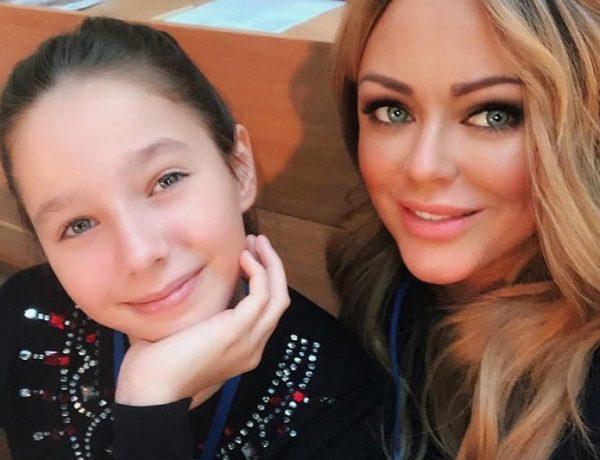 Дочь Юлии Началовой переехала жить к отцу