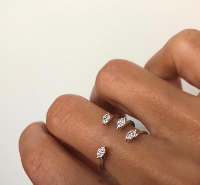 Несмыкающееся кольцо