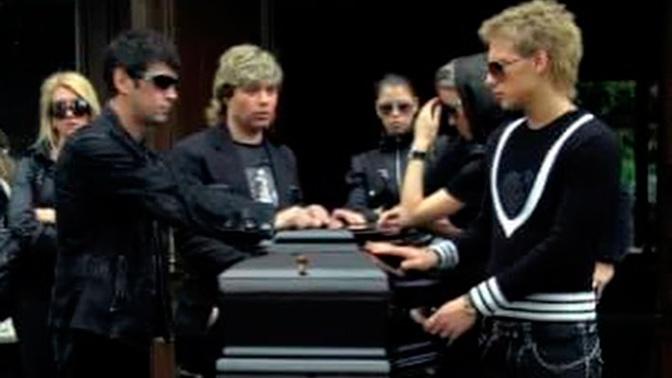 Нана похороны Алибасова