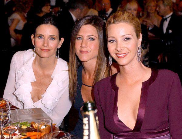 актрисы из сериала «Друзья»