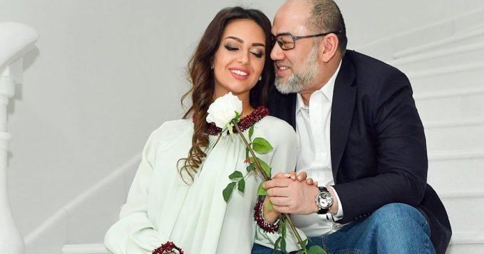 Оксана Воеводина и Мухаммад