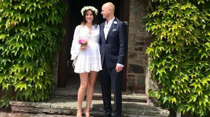Свадьба Экс-супруга Водяновой