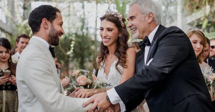 Свадьба Нури Вергезе и Инги Меладзе
