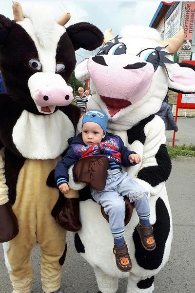 Яна Шевцова показала сына