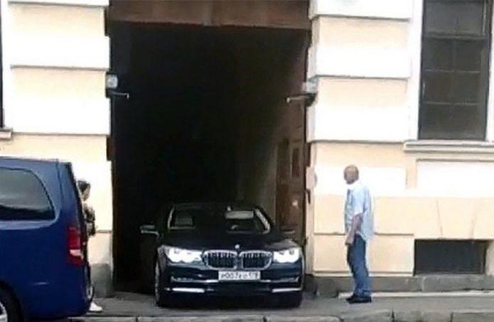 Шнуров арка дом