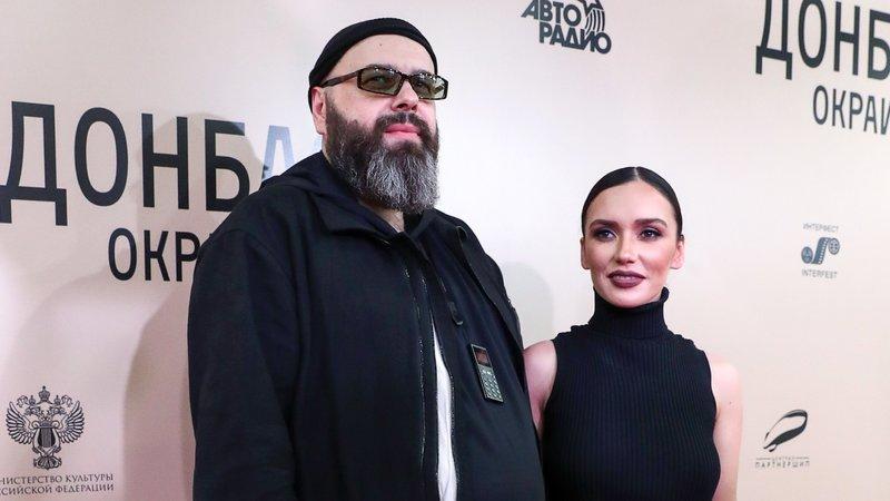 Фадеев и Серябкина
