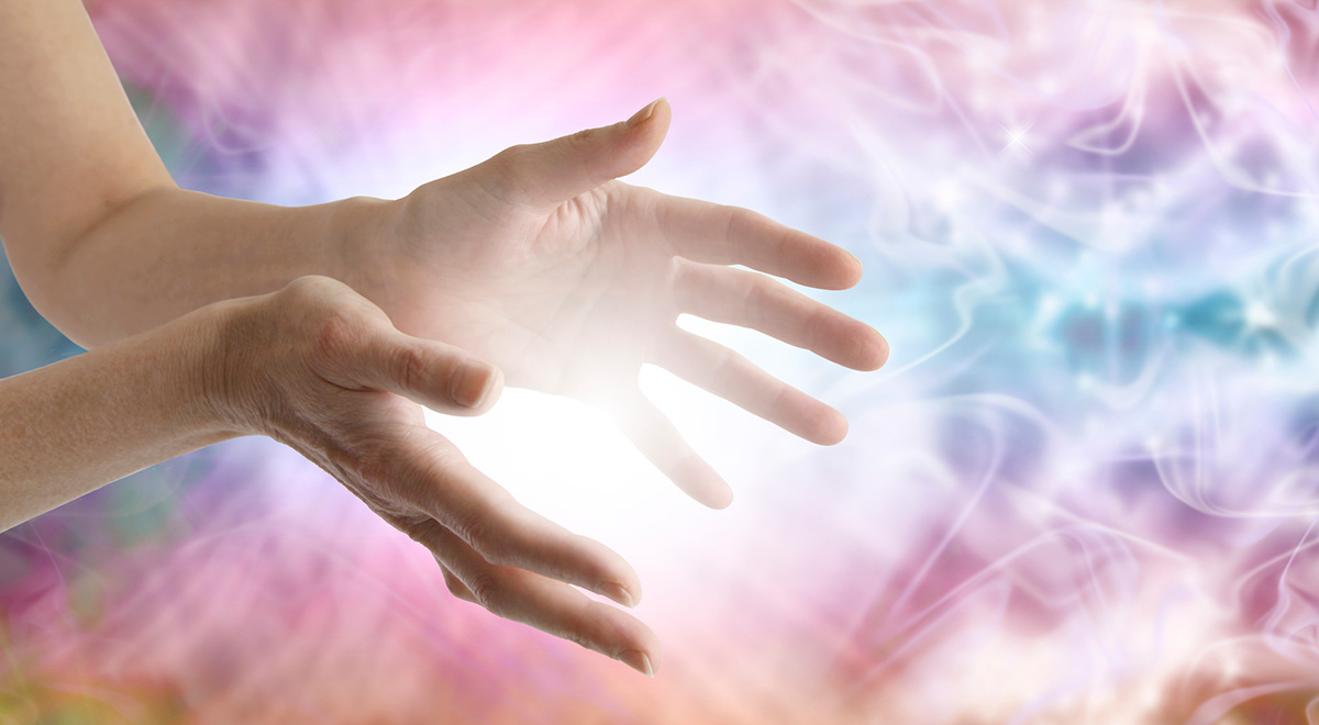 вот картинка исцеление энергией рукав это только